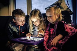 Enfants et écrans, le grand danger