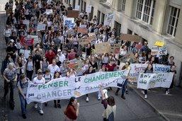 Les militants de la Grève du Climat ne veulent pas d'un «retour à l'anormal»