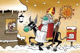 Bon, ben... bonne Saint-Nicolas à tous!