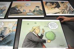 Trump s'expose à Morges