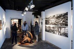 Vingt-sept photographes exposent à Fribourg