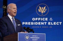 Cyberattaque: Biden s'engage à agir et critique Trump