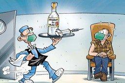 Homologation du vaccin produit en Valais