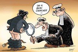 Darius Rochebin: rien de pénalement répréhensible!