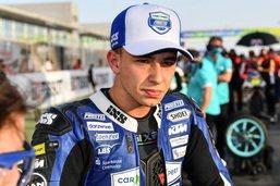 Moto3: Jason Dupasquier 11e des premiers essais libres