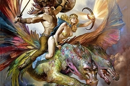 Mythes, sexe et muscles