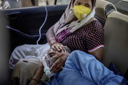 La santé fragile de l'Inde