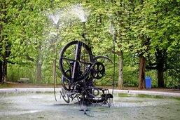 Fontaine de Tinguely: il faut respecter le choix de l'artiste, rappelle Pro Fribourg