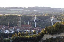Grand Fribourg: hausse de deux points du coefficient d'impôt