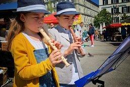 Les enfants pourront chanter le 1er mai