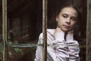 "Greta Thunberg accuse les dirigeants d'""ignorer"" le changement"