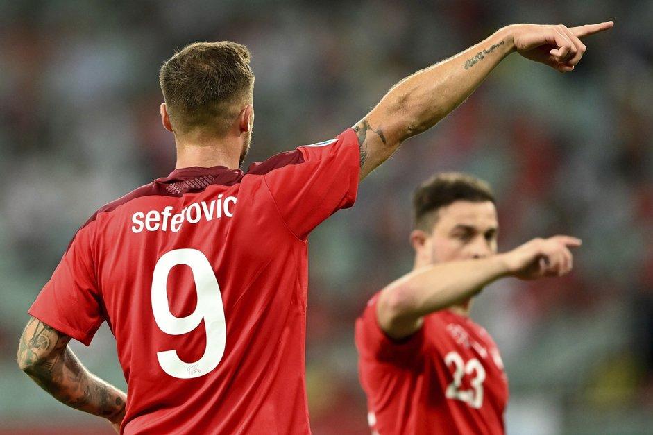 Se qualifier sans jouer, ça la Suisse sait le faire