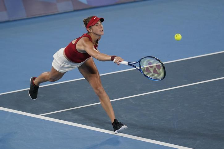 Belinda Bencic championne olympique