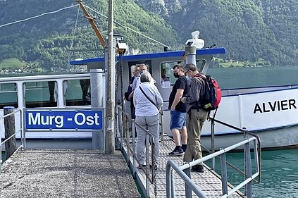 Un fjord qui a même eu son  Titanic