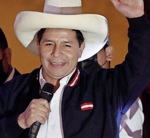Pedro Castillo enfin au pouvoir