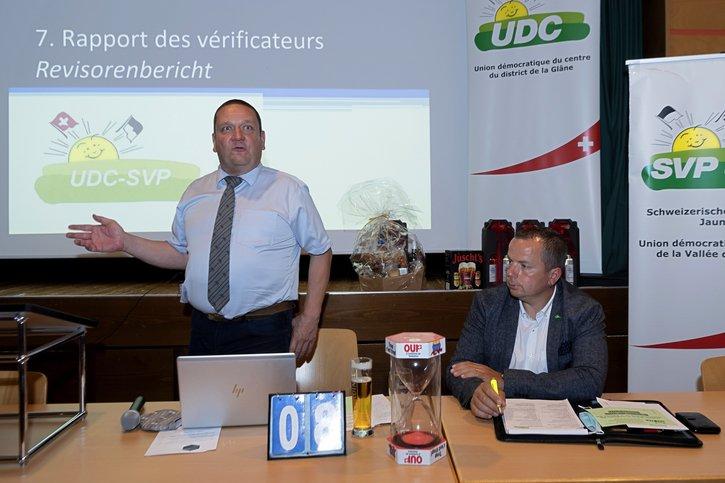 L'UDC renonce à présenter un candidat pour le Conseil des Etats