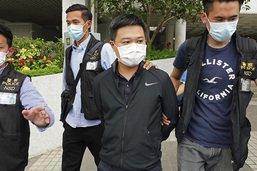 Raid dans les locaux du journal Apple Daily, 5 arrestations
