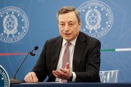 Mario Draghi opposé à la tenue de la finale à Londres