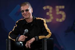 Etienne Daho charme le Festival de films