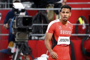 110 m haies: Jason Joseph échoue en demi-finales