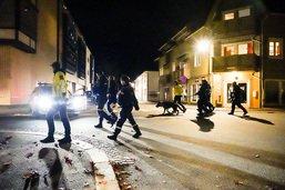 Norvège: un homme armé d'un arc fait cinq morts et deux blessés