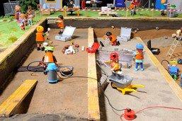 Les élèves dans la peau des archéologues