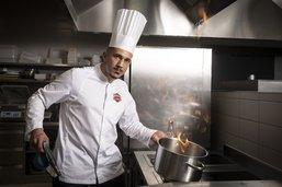Tiago Machado, la «machine de guerre» fribourgeoise d'Objectif Top Chef