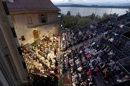 Près de 7000 spectateurs aux Murten Classics à Morat