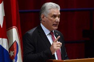 """Assez de """"révolutionnaires"""" à Cuba pour contrer toute manifestation"""